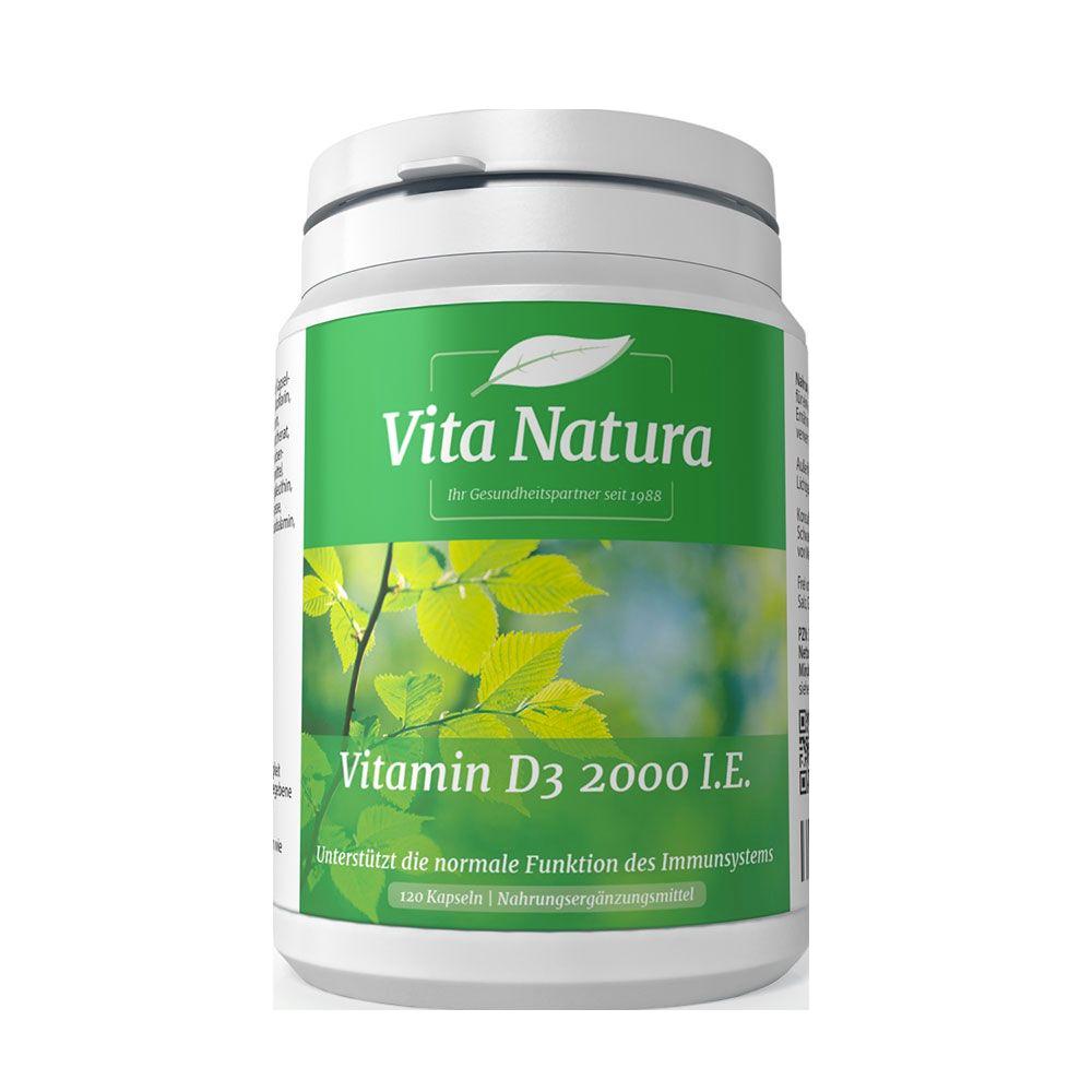 Vitamin D3 2.000 I.E.