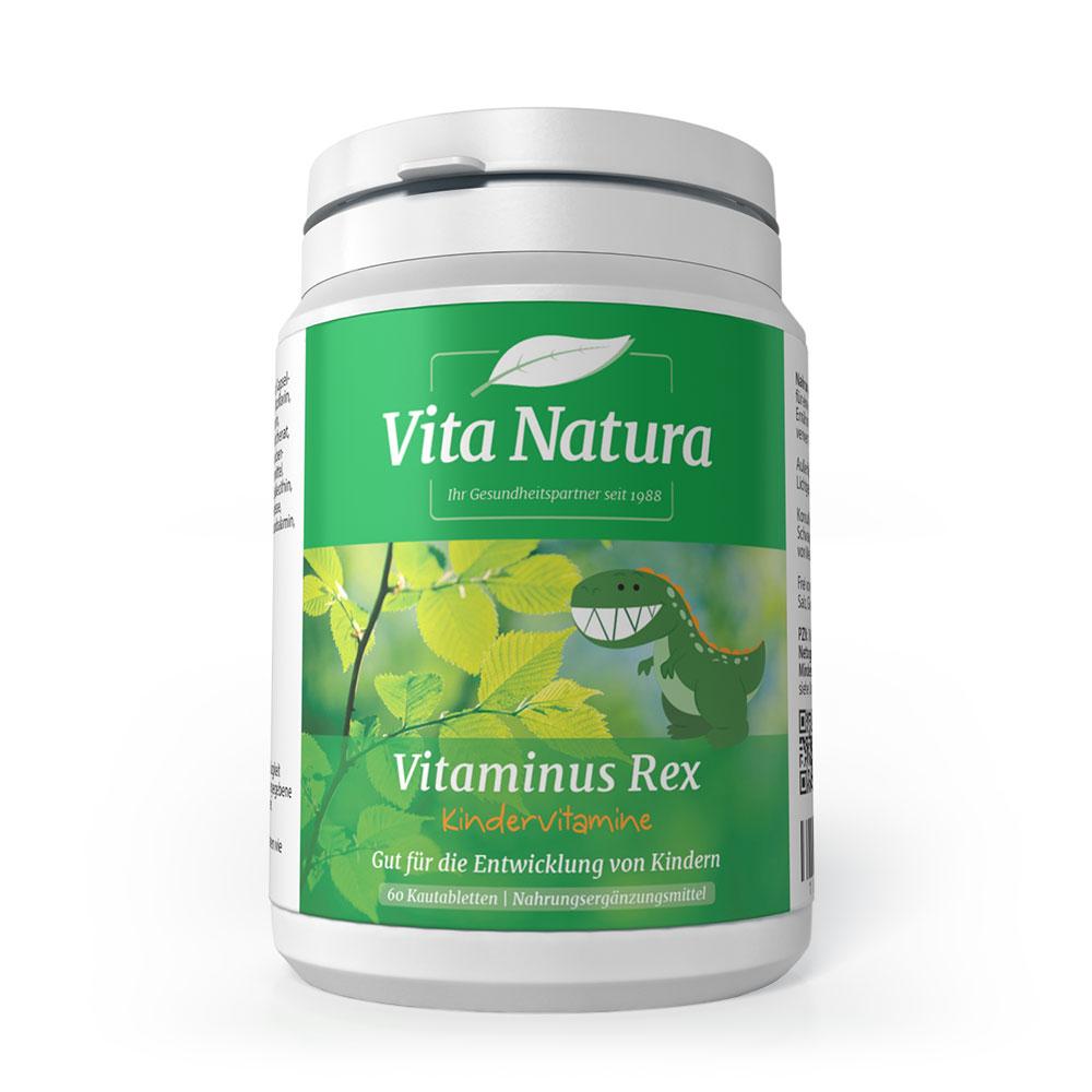 Vitaminus Rex Kindervitamine